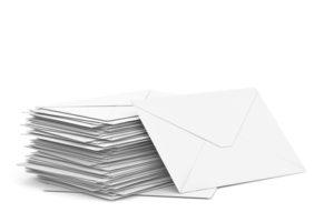 Sie wurden von einem Blitzer erwischt? Ein Anhörungsbogen kann per Post an Sie verschickt werden.