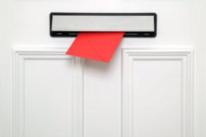 Wenn Sie den Bußgeldbescheid nicht bekommen haben, kann dies an einer neuen Adresse liegen.
