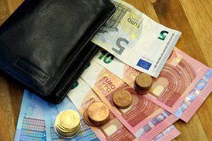 Die Gebühren im Bußgeldverfahren können unterschiedlich hoch ausfallen.