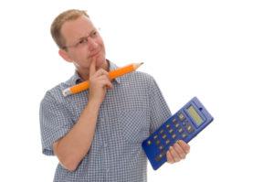 Die Gebühren im Bußgeldverfahren berechnen sich nach RVG.