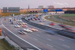 Was sieht die Punktetabelle in Flensburg bei überhöhter Geschwindigkeit vor?