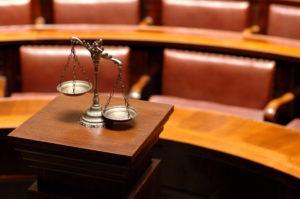 Rechtskraft: Das Urteil macht einen weiteren Einspruch unzulässig.